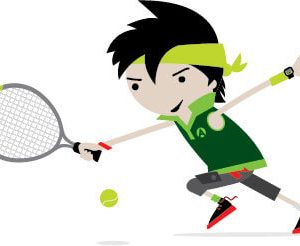 Mini Tennis Green Saturdays 12 Noon, Age 10 before 31st March 2018