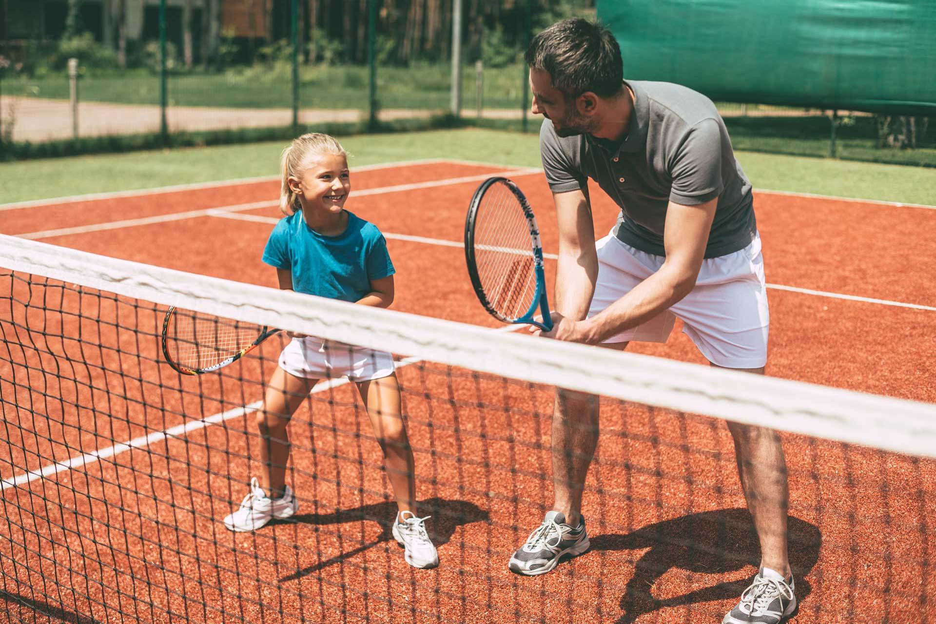 The Basics Of The Game of Tennis