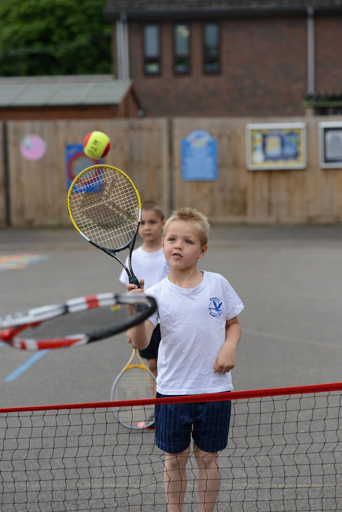Spelthorne Community Tennis Centre